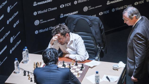 Турнир претендентов по шахматам 2018 (Германия, Берлин)