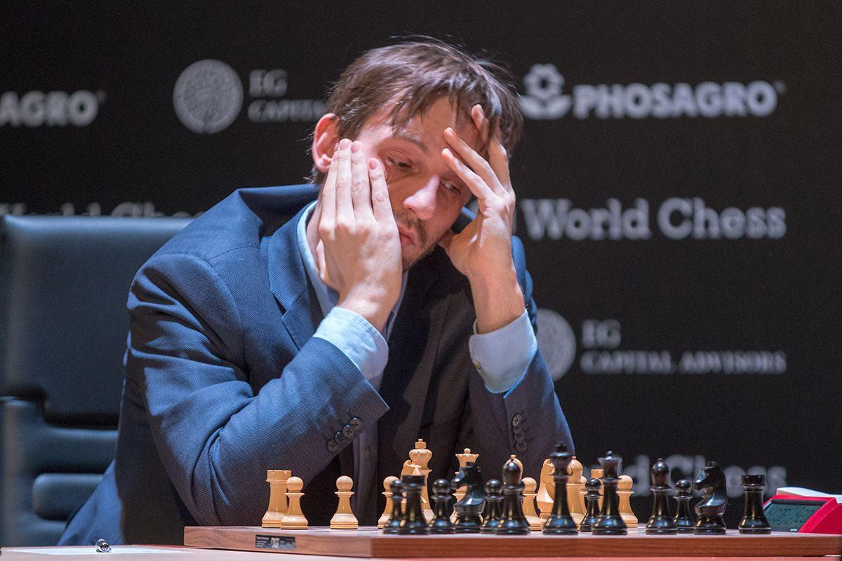 Александр Грищук - турнир претендентов по шахматам 2018