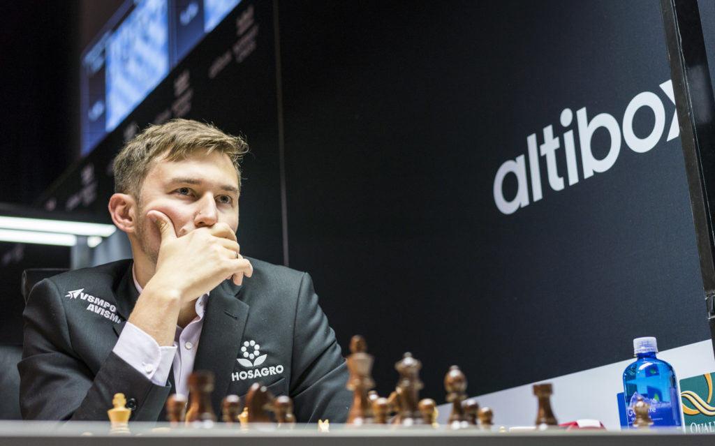 Шахматный турнир Ставангер 2018. Сергей Карякин