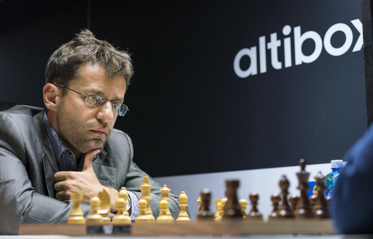 Ставангер 2018 (шахматы). Левон Аронян