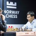 Altibox Norway Chess 2018 (Ставангер). Максим Вашье-Лаграв и Вишванатан Ананд