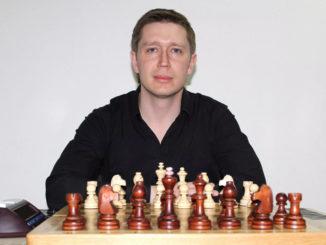 Тренер по шахматам Артём Ильин (МГ)