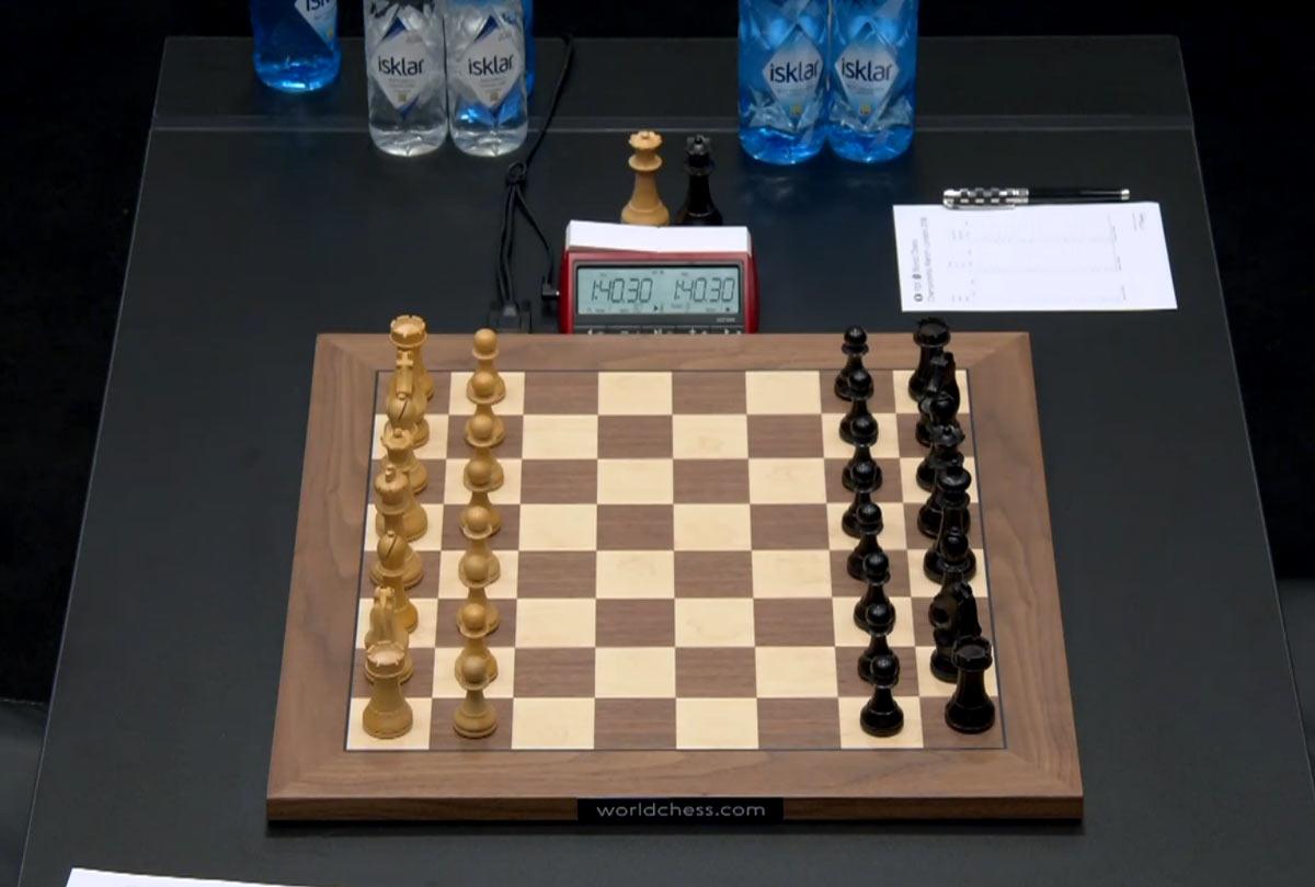Матч Карлсен - Каруана 2018 за звание чемпиона