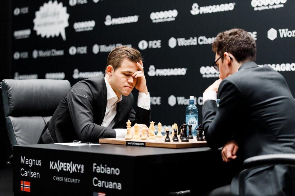 Матч Карлсен - Каруана 2018 за мировое первенство по шахматам, Лондон