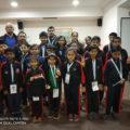 Чемпионат мири по шахматам среди кадетов 2018. Команда Индии