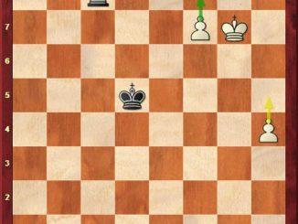 Выигрывал ход 73.f8Q, вместо этого Андрейкин сыграл 73.h5