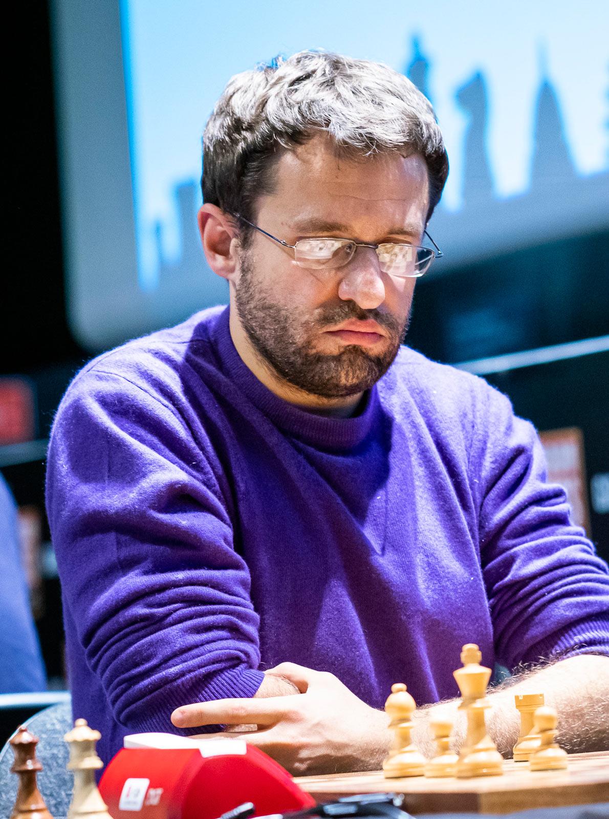 Grand Chess Tour 2018. Шахматист Левон Аронян (Армения)