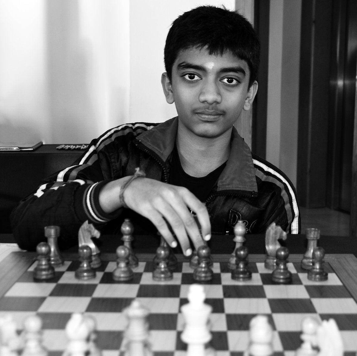 Самый молодой гроссмейстер по шахматам в мире