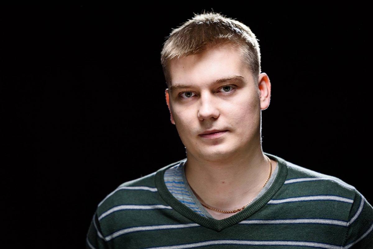 Владислав Ковалев (Белоруссия) - победитель Tata Steel Challengers 2019 | Фото: Алина Л'Ами/Tata Steel Chess