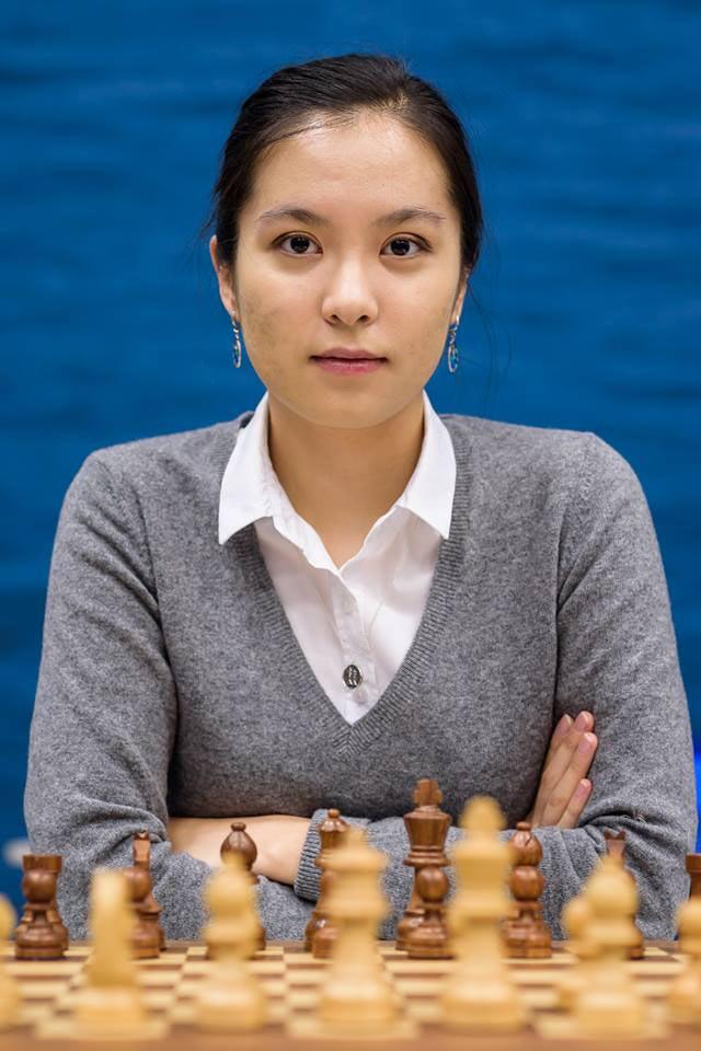 Динара Садуакасова (Казахстан). Шахматный турнир Tata Steel Challengers 2019, Вейк-ан-Зее