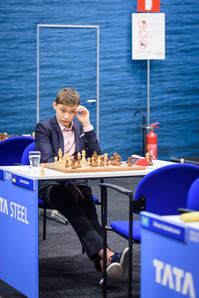 Шахматист Андрей Есипенко. Tata Steel Chess 2019 (Вейк-ан-Зее)