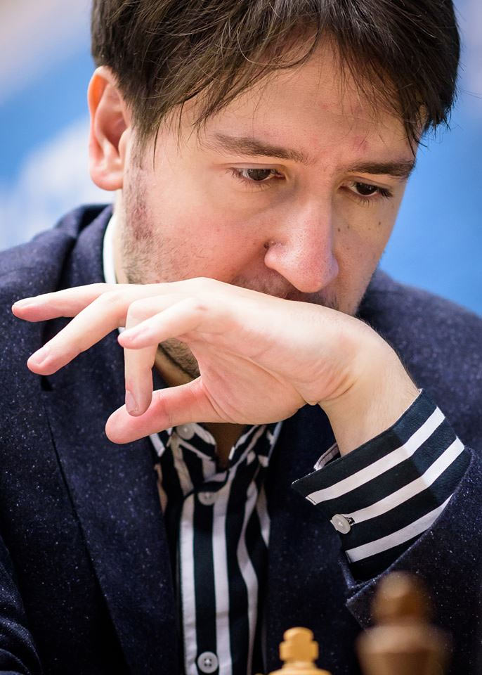 Теймур Борисович Раджабов. Шахматный турнир Tata Steel Chess 2019 (Вейк-ан-Зее)