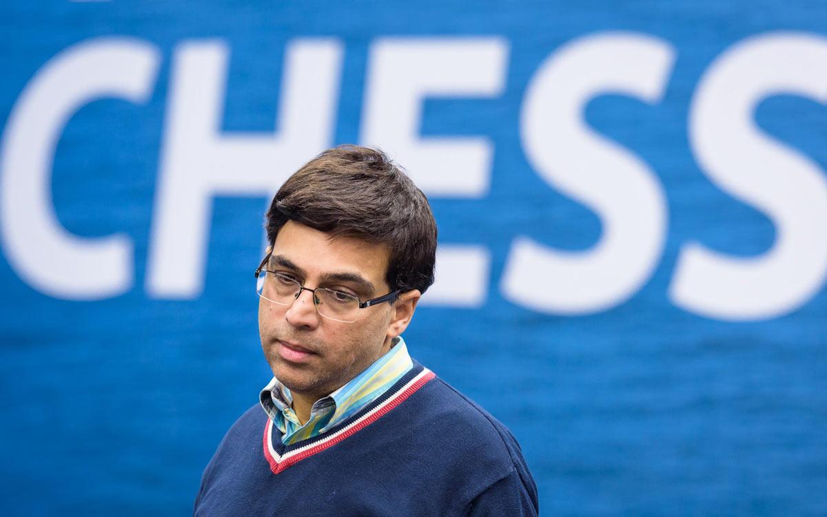 Вишванатан Ананд. Tata Steel Chess 2019 (Вейк-ан-Зее)