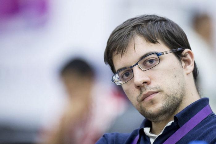 Французский шахматист Максим Вашье-Лаграв