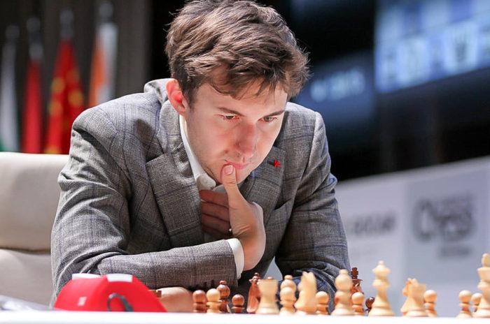 Сергей Карякин. Shamkir Chess 2019