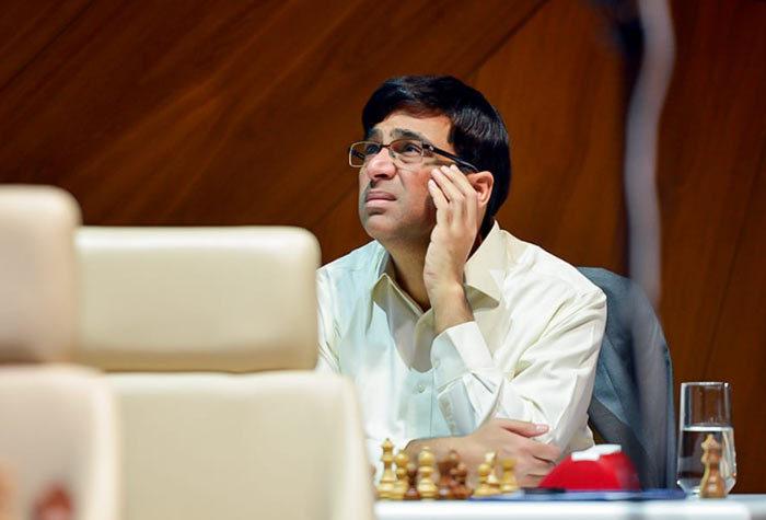 Вишванатан Ананд. Шахматный турнир Shamkir Chess 2019