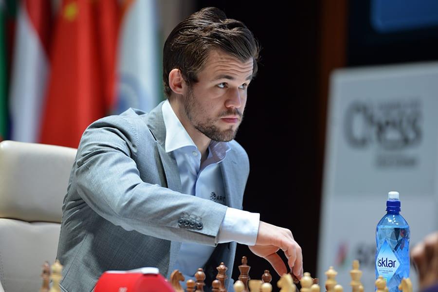 Магнус Карлсен - второй полуфиналист Lindores Abbey Rapid Challenge 2020