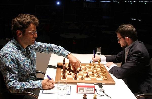 Шахматный турнир GRENKE Chess Classic 2019