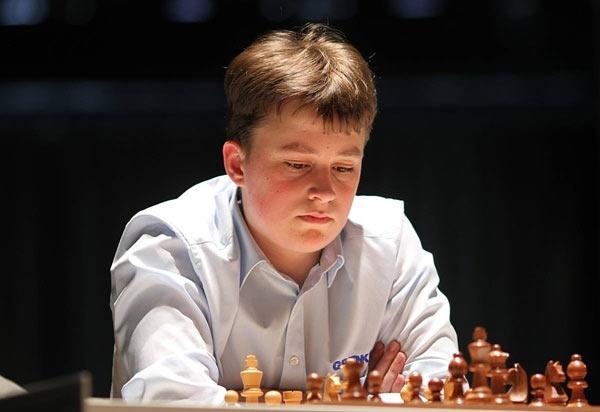 Шахматный турнир Grenke Chess Classic 2019. Винсент Кеймер (Германия)
