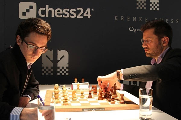 Шахматный турнир в Германии Grenke Chess Classic 2019