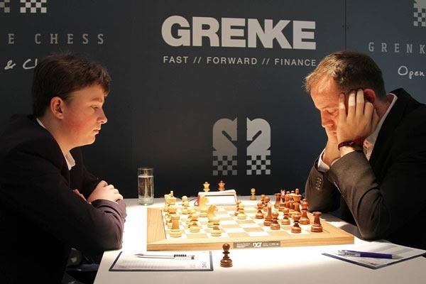 Шахматный турнир Гренке чесс классик 2019