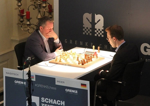 Шахматный турнир Grenke Chess Classic 2019 (Германия)