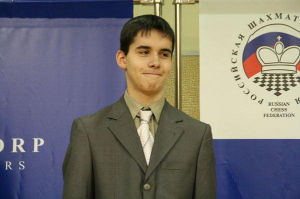 Ян Непомнящий - победитель Аэрофлот Опен 2008