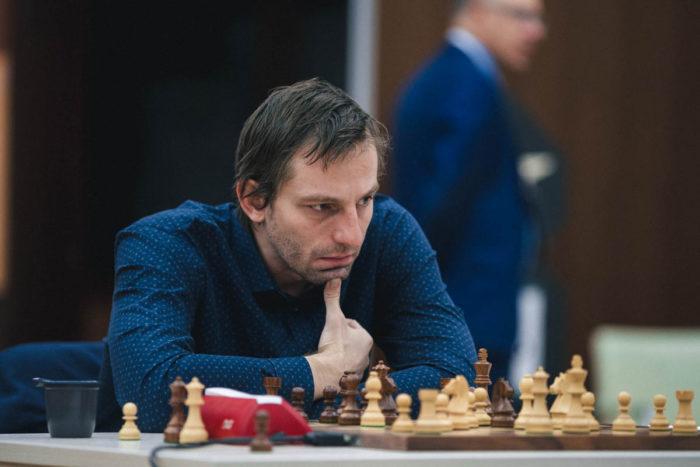 Шахматист Александр Грищук. Кубок мира 2019, Ханты-Мансийск