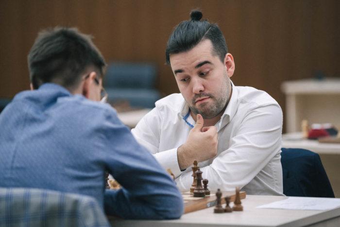 Шахматист Ян Непомнящий. Новости Кубка мира по шахматам 2019