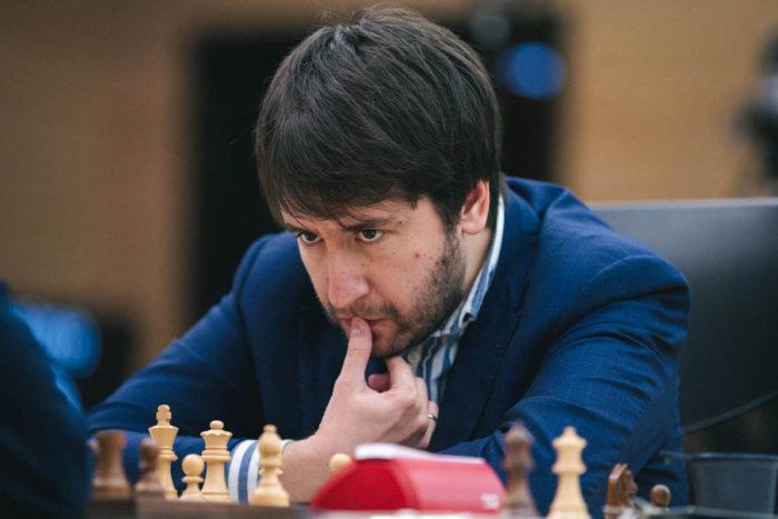 Шахматист Теймур Раджабов (Азербайджан). Кубок мира 2019