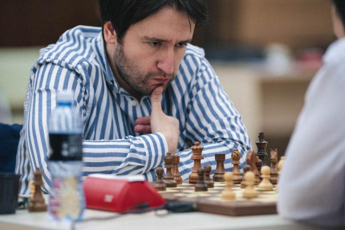 Азербайджанский шахматист Теймур Раджабов