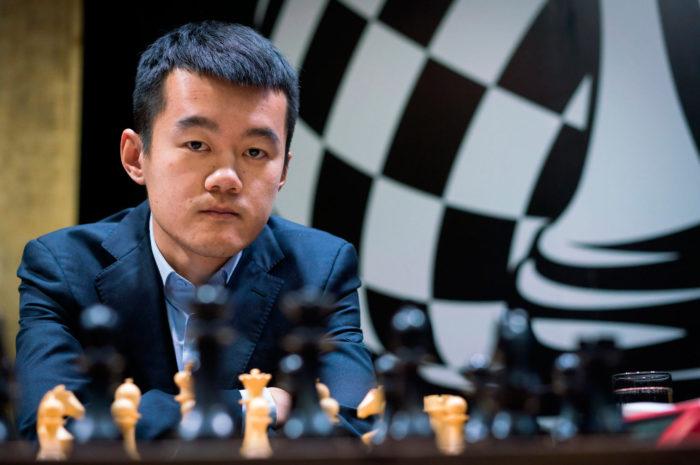 Дин Лижэнь (Ding Liren) - китайский шахматист 丁立人