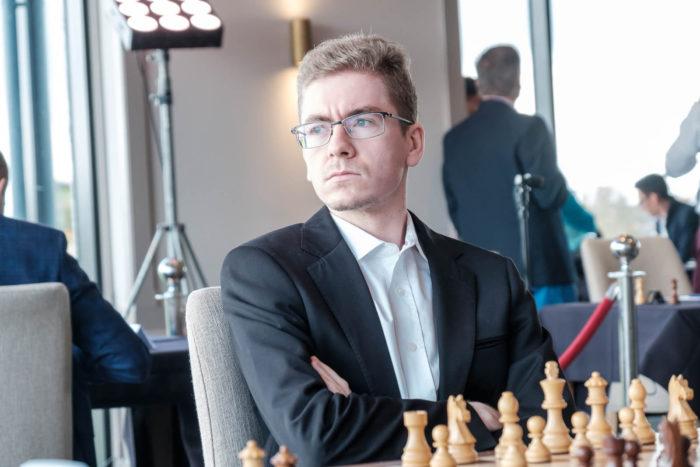 Испанский шахматист Давид Антон Гихарро (David Anton Guijarro).