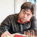 Американский шахматист Хикару Накамура (остров Мэн 2019)