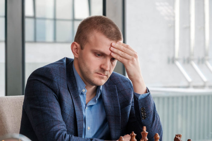 Никита Витюгов. Шахматный турнир на острове Мэн 2019