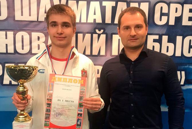 Алексей Сарана - победитель Мемориала Владимира Дворковича 2018