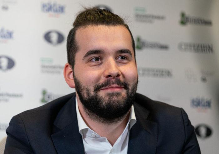Ян Непомнящий (Россия) - бронзовый призер чемпионата мира по шахматам Фишера 2019