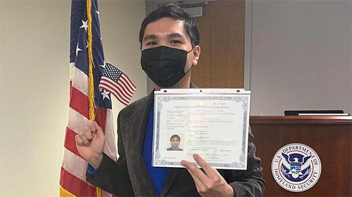Уэсли Со получил гражданство США 26 февраля 2021 года в офисе Службы гражданства и иммиграции США агломерации Сент-Пола/Миннеаполиса