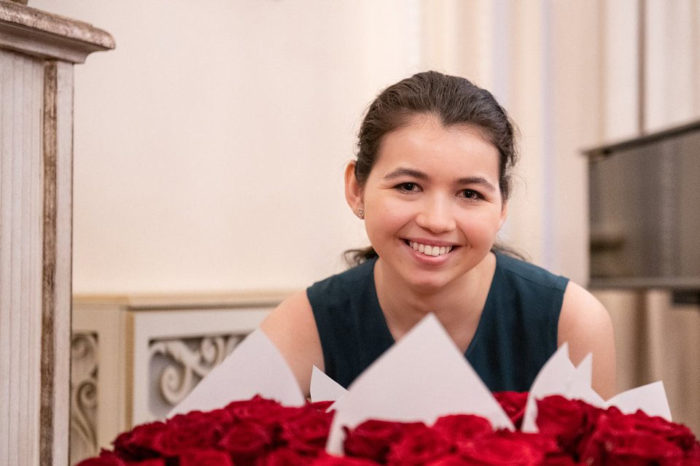 Шахматистка Александра Горячкина