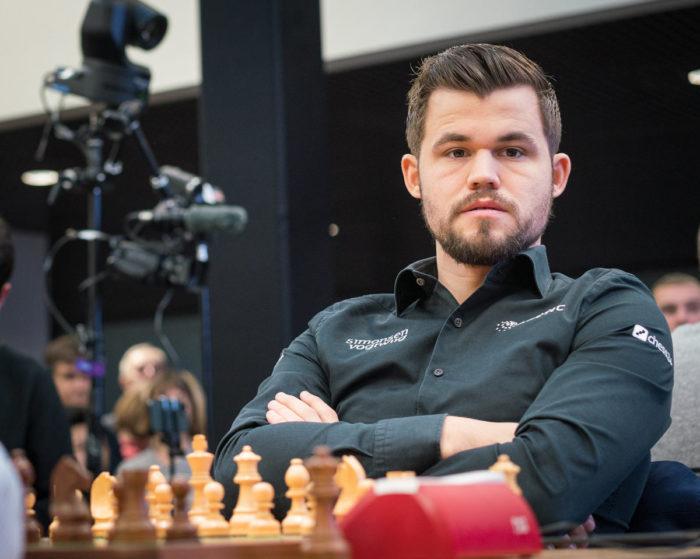 Магнус Карлсен - чемпион мира по рапиду и блицу 2019