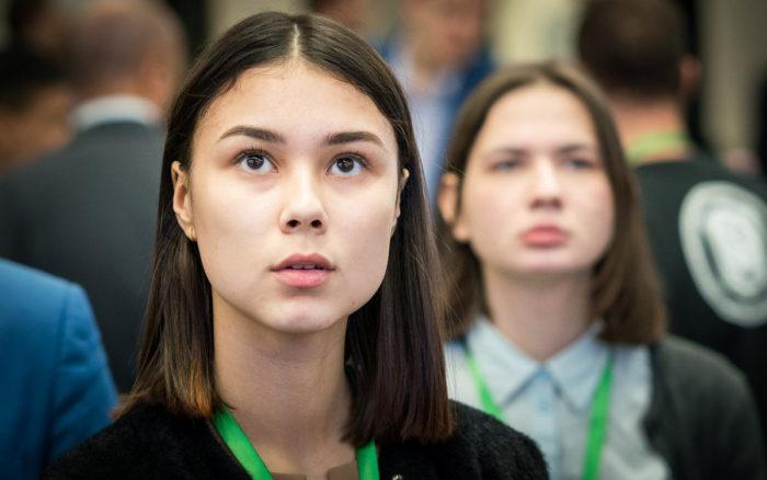 Шахматистка из Татарстана Зарина Шафигуллина