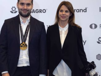 Ян Непомнящий и Анастасия Карлович