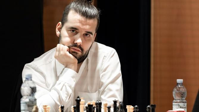 Ян Непомнящий (шахматы, Иерусалим 2019)