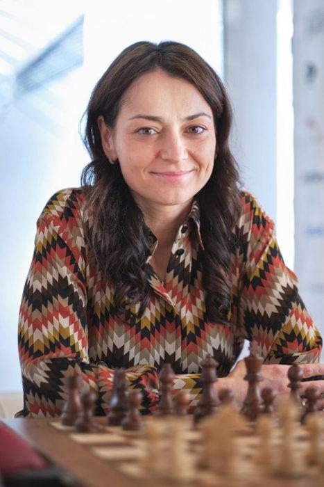 Александра Костенюк (шахматы)
