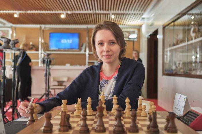 Мария Музычук (шахматы Монако 2019)