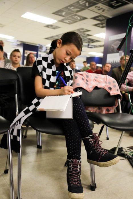 Среди российских зрителей много детей, что не может не радовать