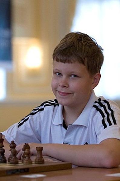Владислав Артемьев в детстве