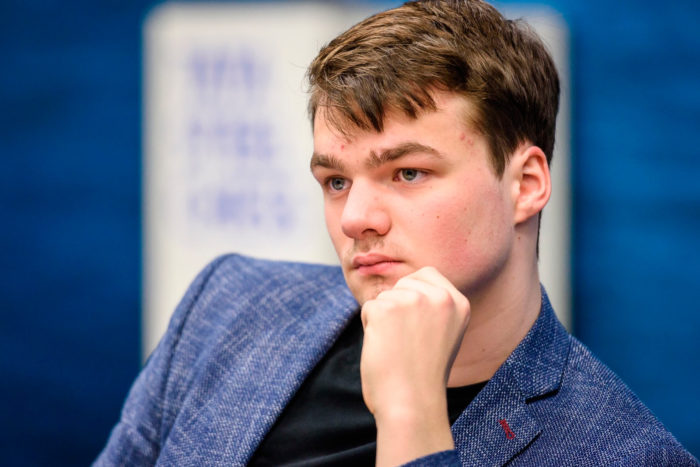 Гроссмейстер Лукас ван Форес - младший брат Йордана