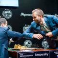Турнир претендентов по шахматам 2020. Ян Непомнящий и Александр Грищук