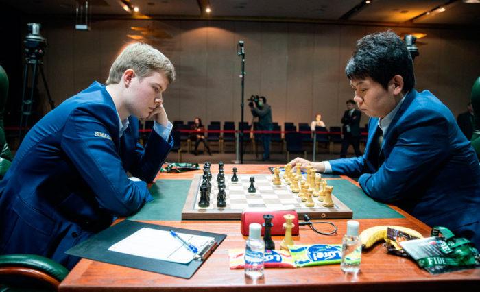 Турнир претендентов по шахматам 2020 (Екатеринбург). Кирилл Алексеенко и Ван Хао